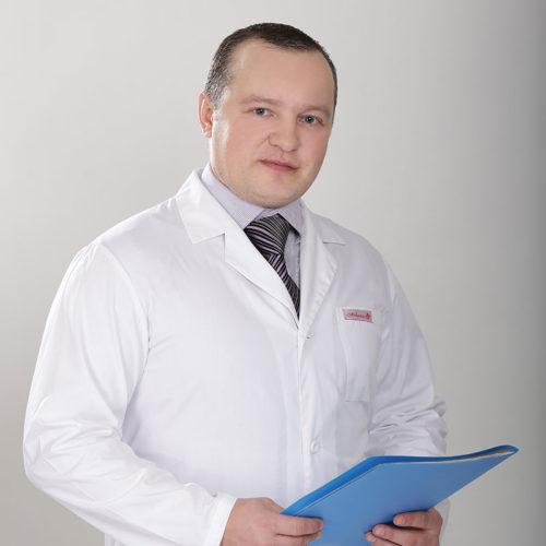 Массажист Сергей Иванов