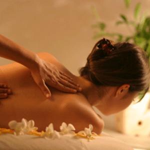 Выбрать массаж