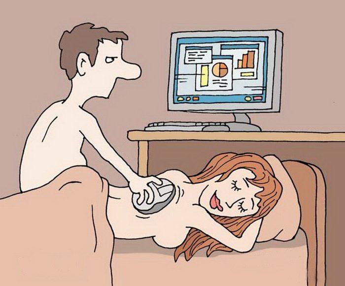 Картинка про массаж