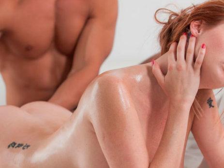Польза эротического массажа для женщин