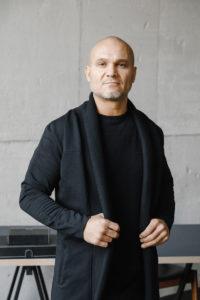 Дмитрий Миркин, массажист